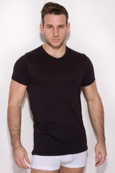 férfi alsó póló rövidujjú